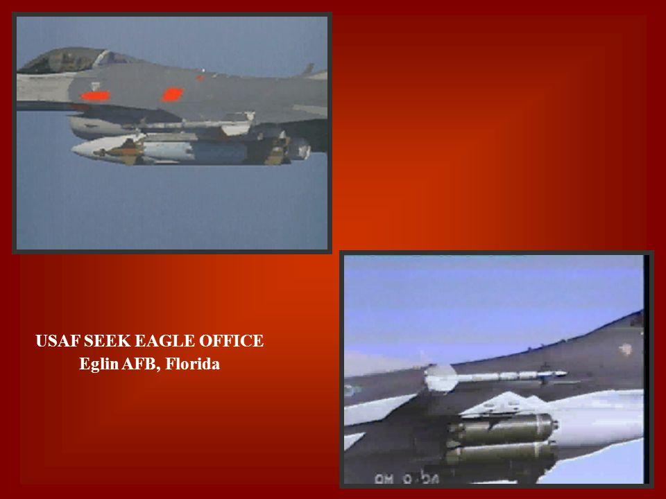 USAF SEEK EAGLE OFFICE Eglin AFB, Florida