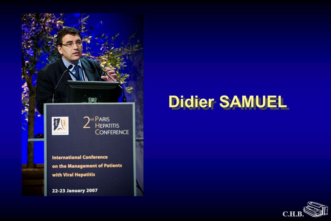 C.H.B. Didier SAMUEL