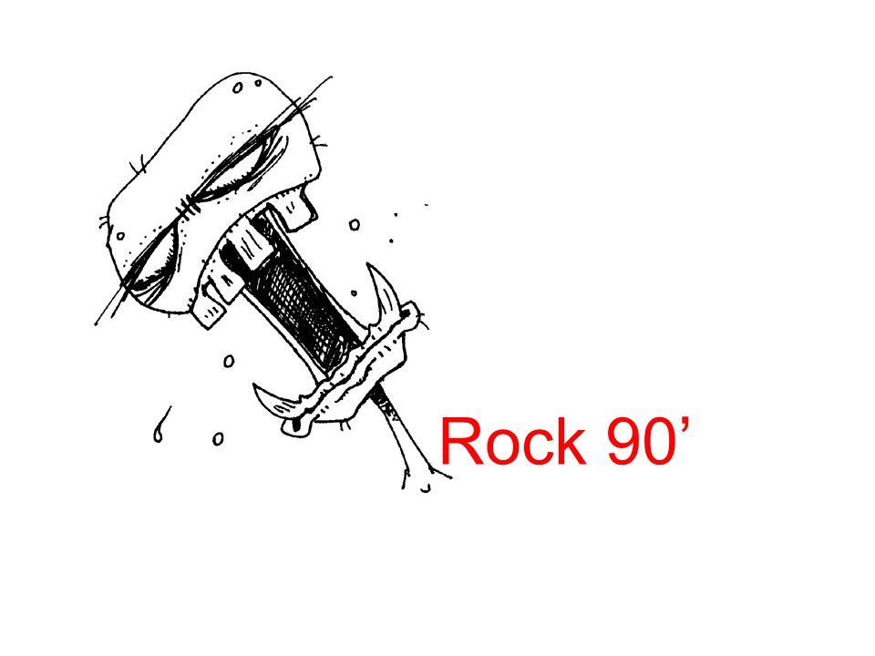 Decade of Alternate rock Grunge Industrial Rap Metal Britpop