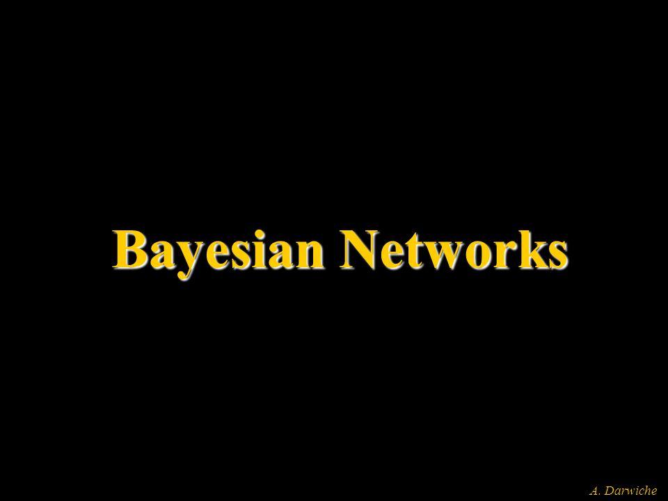 A. Darwiche Building Bayesian Networks