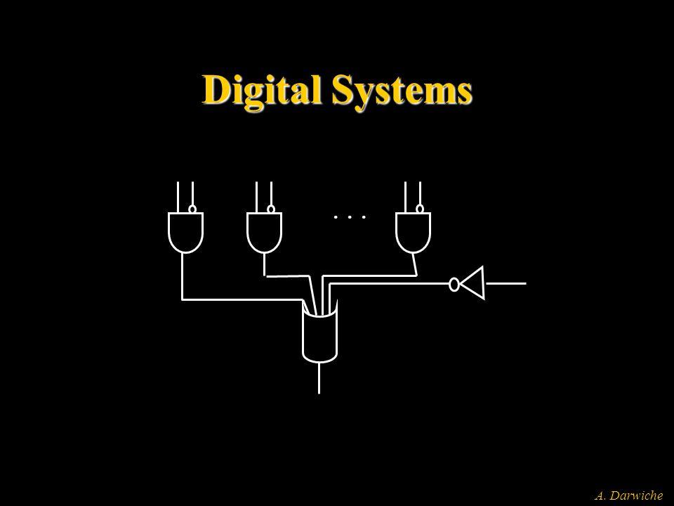 A. Darwiche Digital Systems...