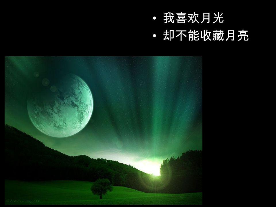 第一章 我的月亮