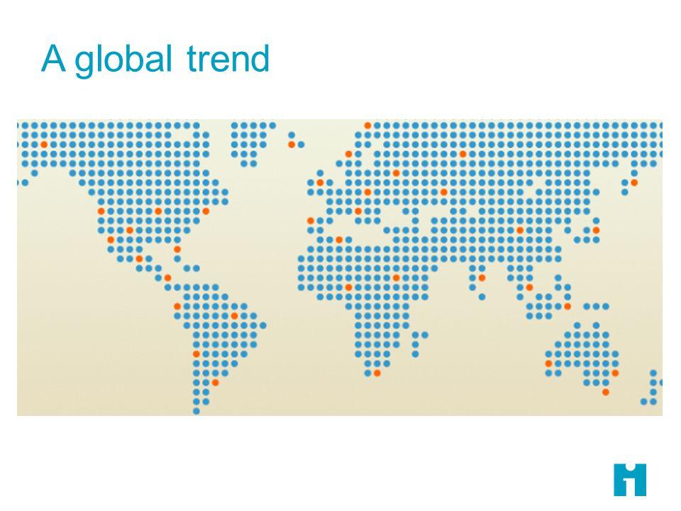A global trend