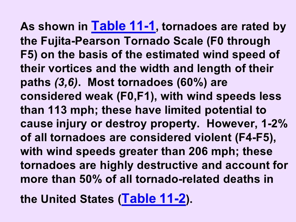 Public Awareness and Education Tornado watches and warnings issued by the NWS to the media and to community organizations are the primary means of alerting the public about an approaching tornado (4).
