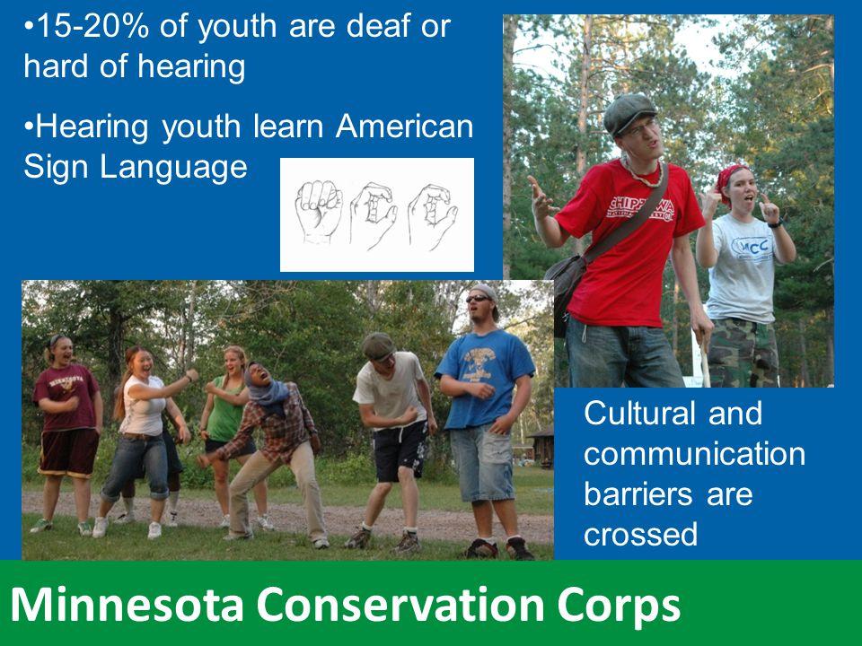 Minnesota Conservation Corps