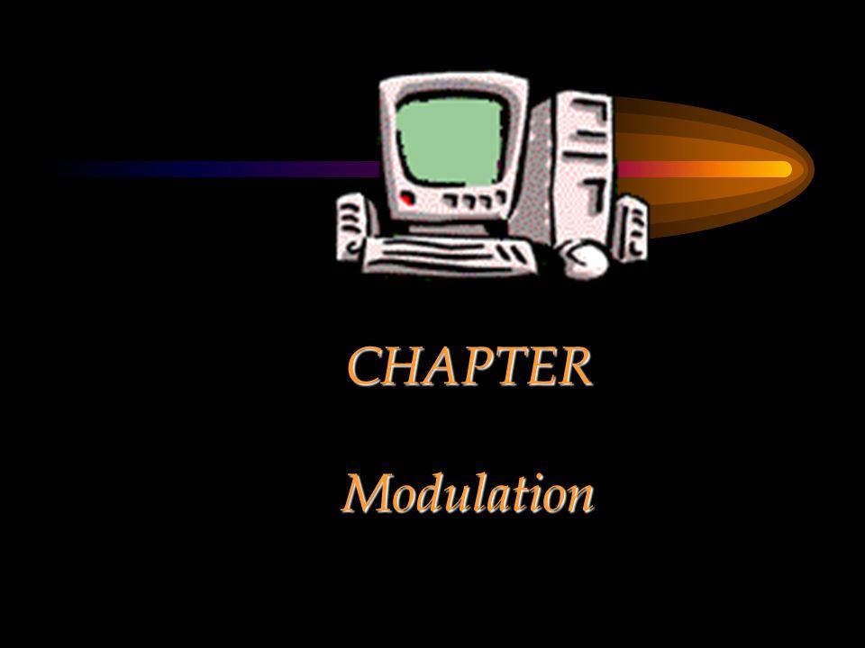 CHAPTER Modulation