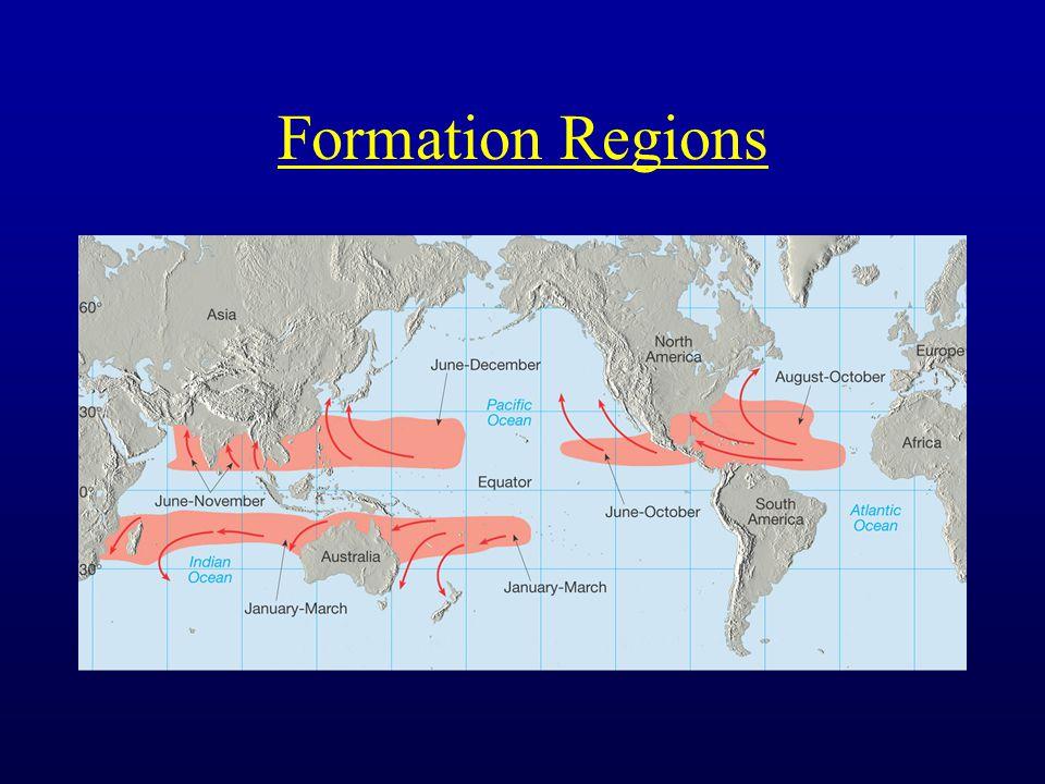Formation Regions