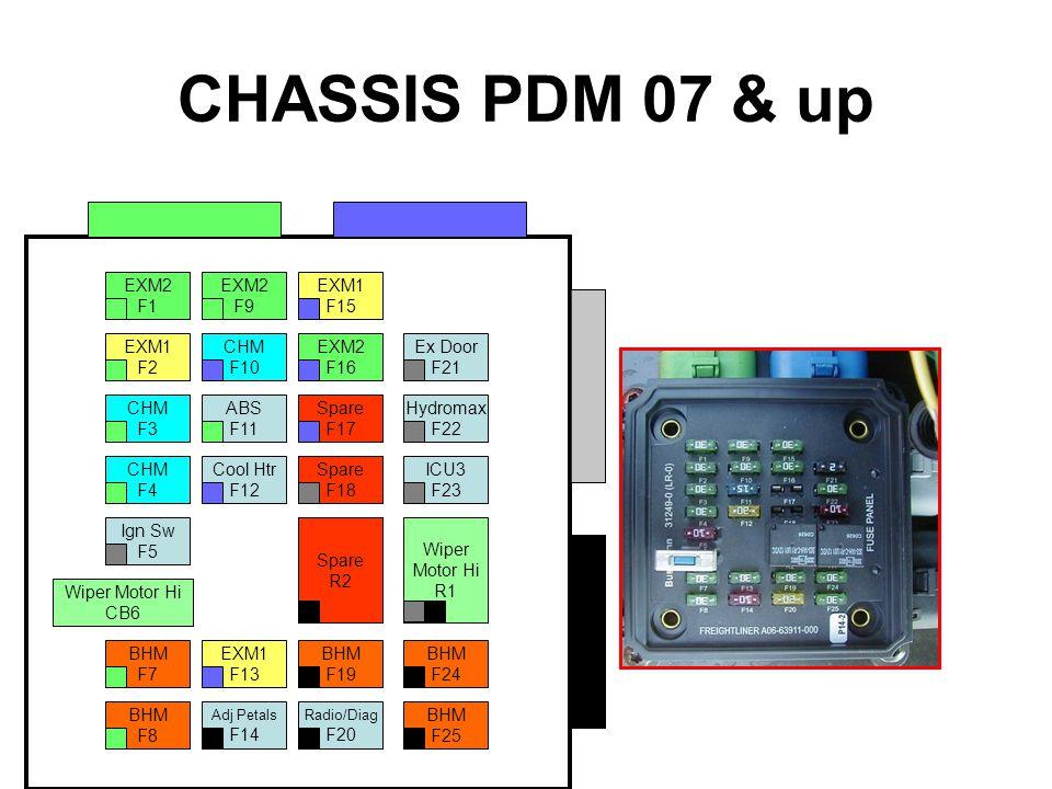 J1939 Service Connector A = Ground B = +12 Volt (Unswitched) C = J1939 High (Yellow) D = J1939 Low (Green) E = J1939 Shield F = J1587 + (Green or Blue) G = J1587 – (Orange or White) H & J = OEM use B C D E F G H J A