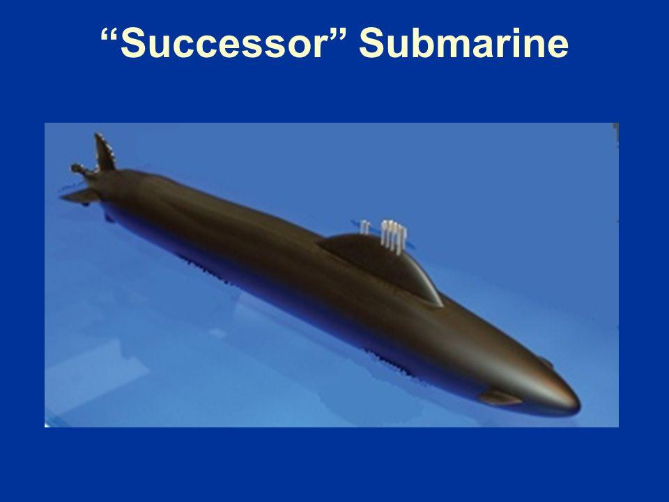 """""""Successor"""" Submarine"""