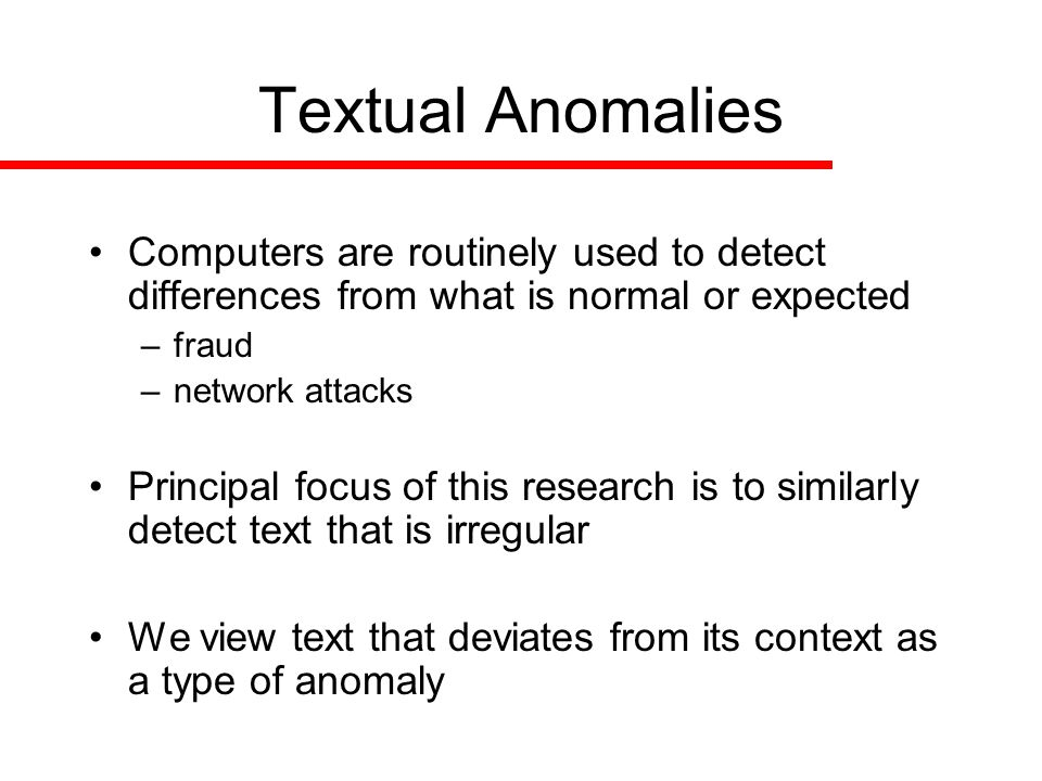 Characterizing Text 166 features computed for every piece of text (many of which have been used successfully for genre classification by Biber, Kessler, Argamon, …) Simple Surface Features Readability Measures POS Distributions (RASP) Vocabulary Obscurity Emotional Affect (General Inquirer Dictionary)