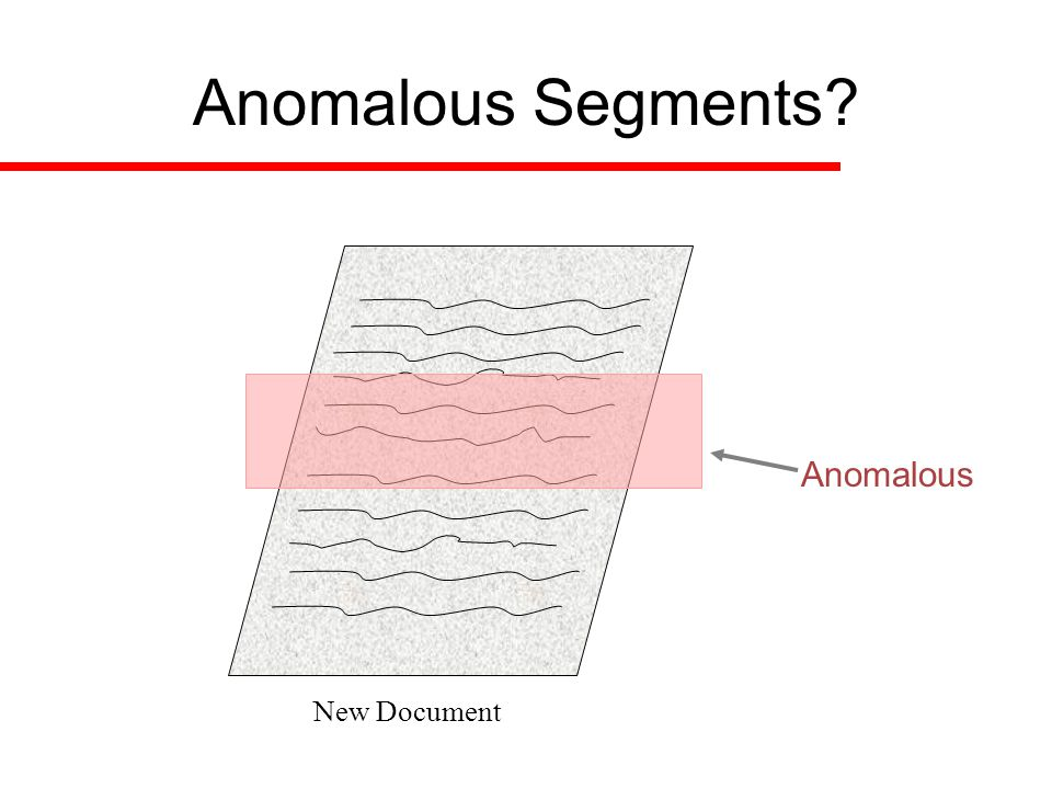 Distance from complement Characterize the complement of the segment