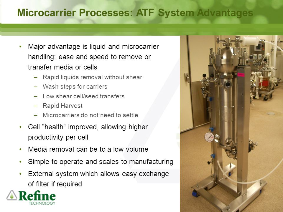 5 Microcarriers: ATF2 System Setup