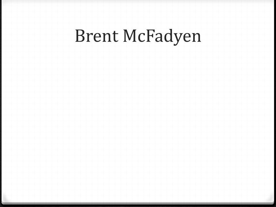 Brent McFadyen