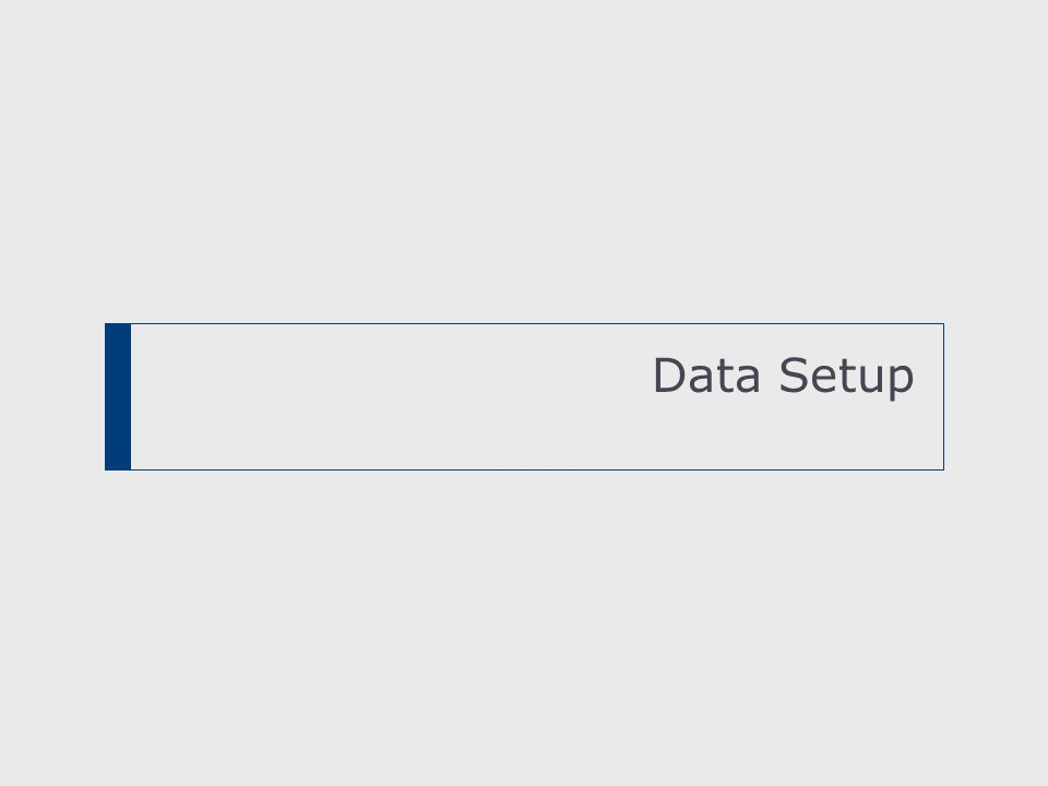 Data setup specific to the UI  36.3.21.1 Program Information Maintenance  Determines which method will be used to display your program