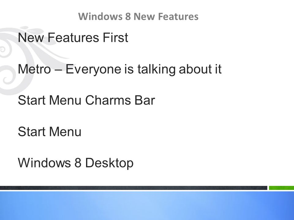 Desktop Right Click Right click anywhere on the Desktop for the Personalize Desktop shortcut menu to appear.