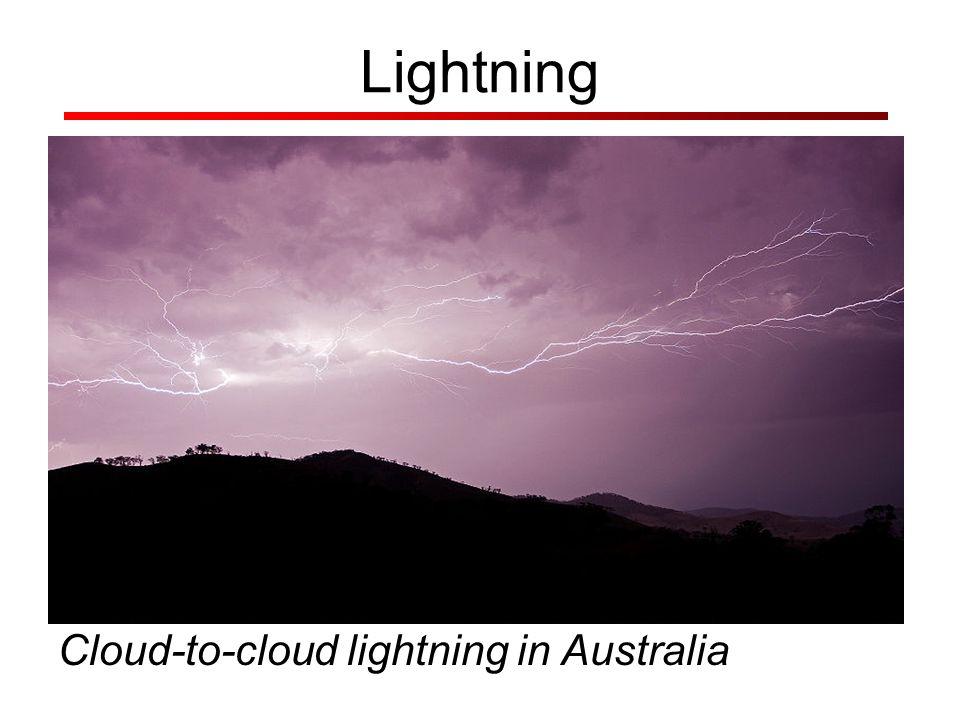 Lightning Statistics
