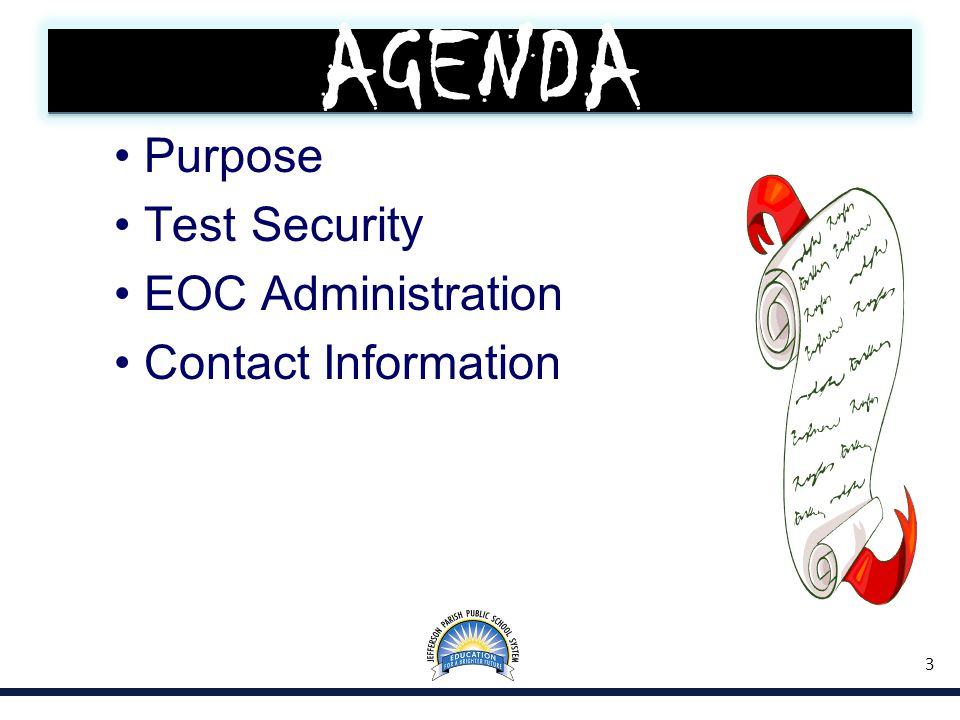 Test Security What Happens After a Violation –The District Test Coordinator (DTC) shall be notified in writing immediately by the School Test Coordinator (STC) and Principal.