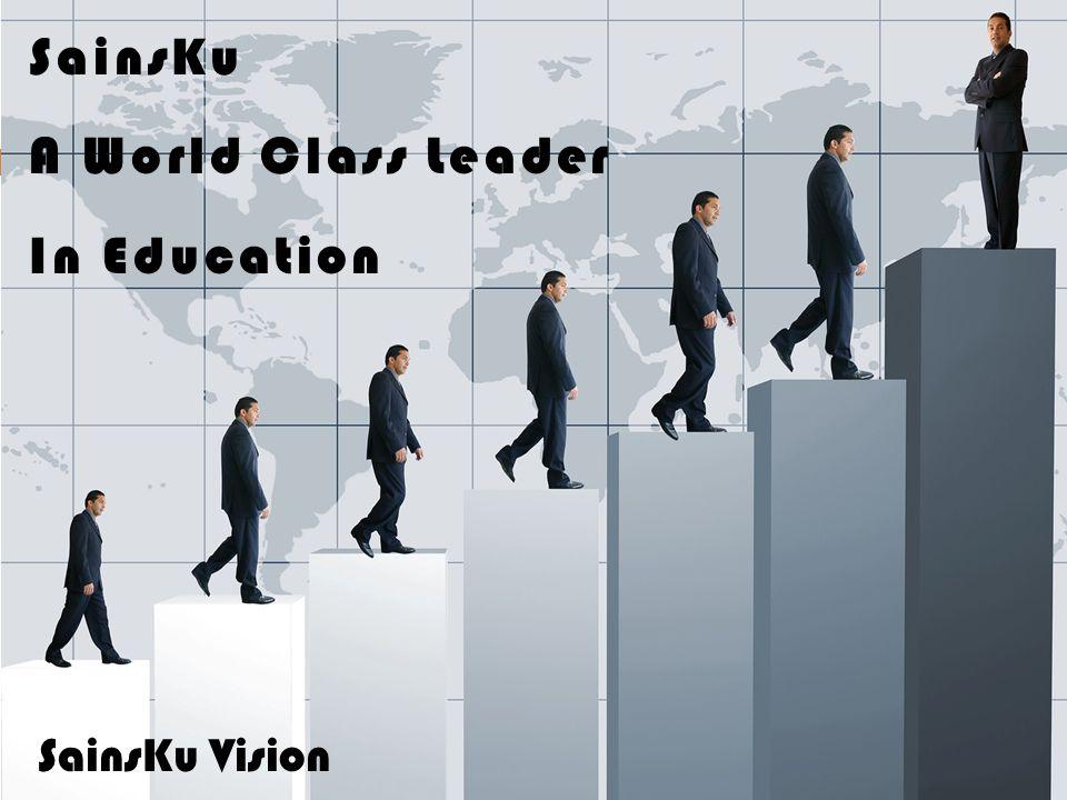About Agentha 4 SainsKu A World Class Leader In Education SainsKu Vision