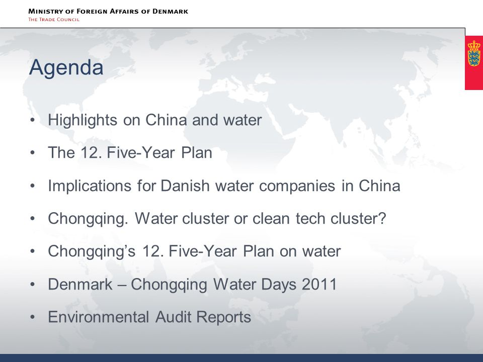 Highlights on China and water (1:2) Approx.