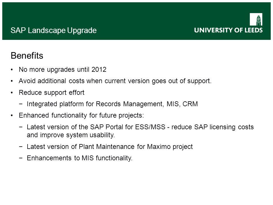 SAP Familiarisation
