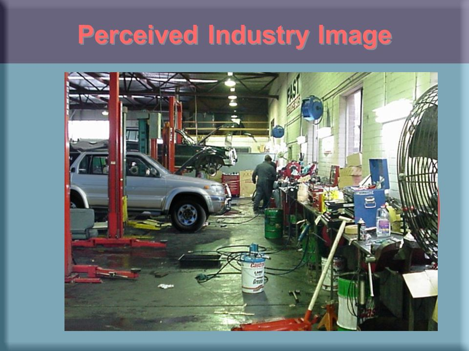 Actual Industry Image