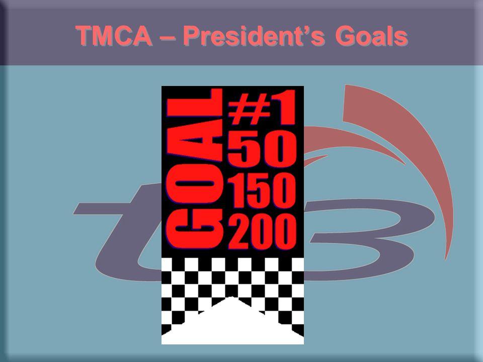 TMCA – President's Goals