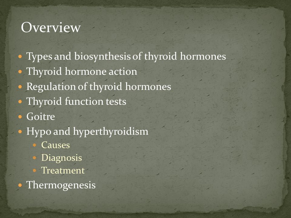 Enlarged thyroid gland May be associated with: Hypofunction Hyperfunction Normal function of thyroid gland Causes: Iodine deficiency Selenium deficiency Hashimoto's thyroiditis Congenital hypothyroidism Graves disease (hyperthyroidism) Thyroid cancer Goitre