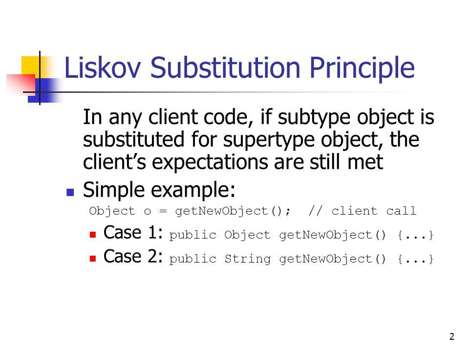 13 Same Diagram as Method Verification SuperType Method Contract Subtype Method Contract AF() Supertype State (Post-Super)Supertype State (Pre-Super) Subtype State (Post-Sub) Subtype State (Pre-Sub) ?
