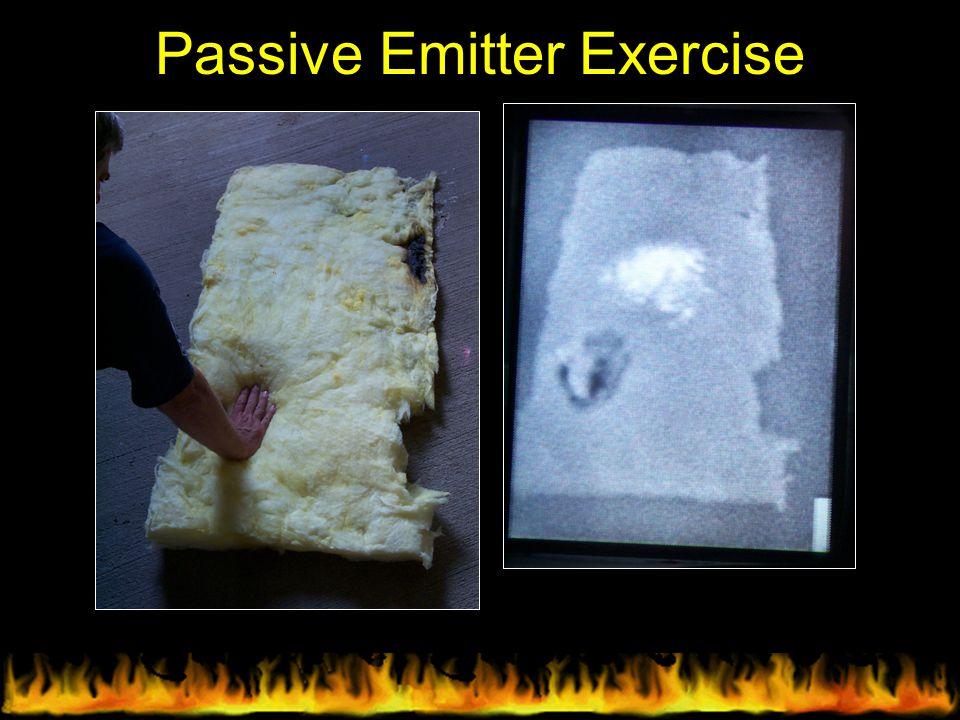 Passive Emitter Exercise