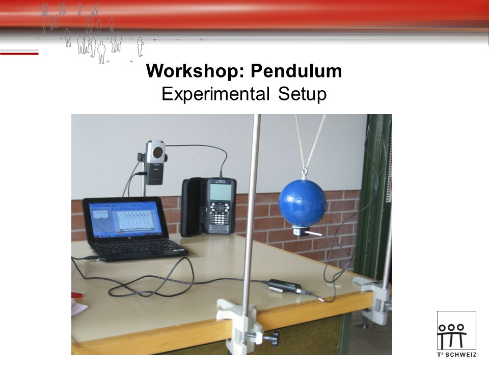 Workshop: Pendulum Experimental Setup