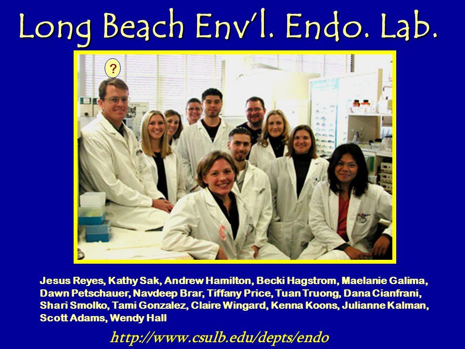 Long Beach Env'l. Endo. Lab.