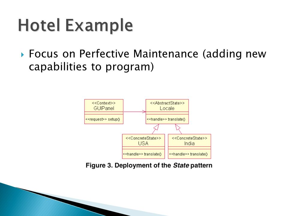  Are student representative of maintenance programmers.