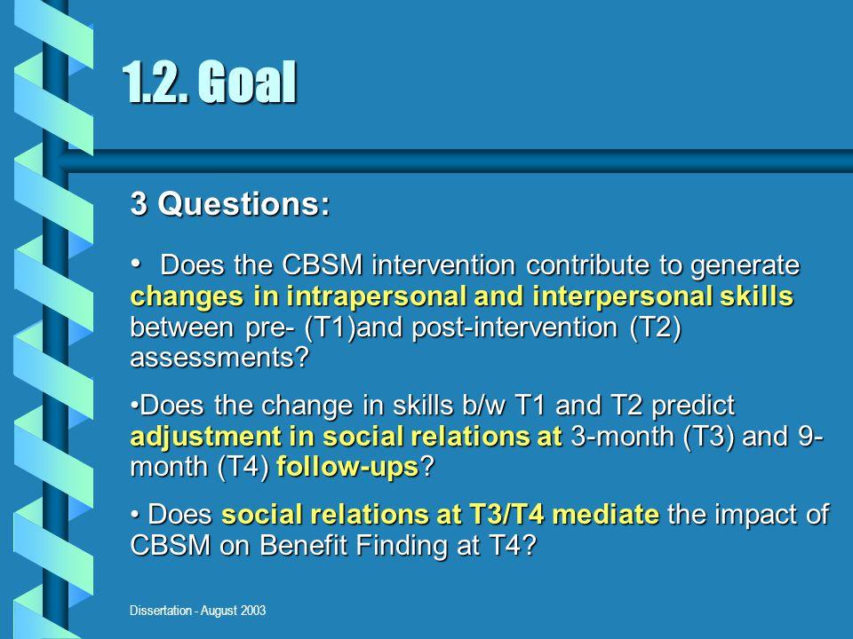 Dissertation - August 2003 1.2.