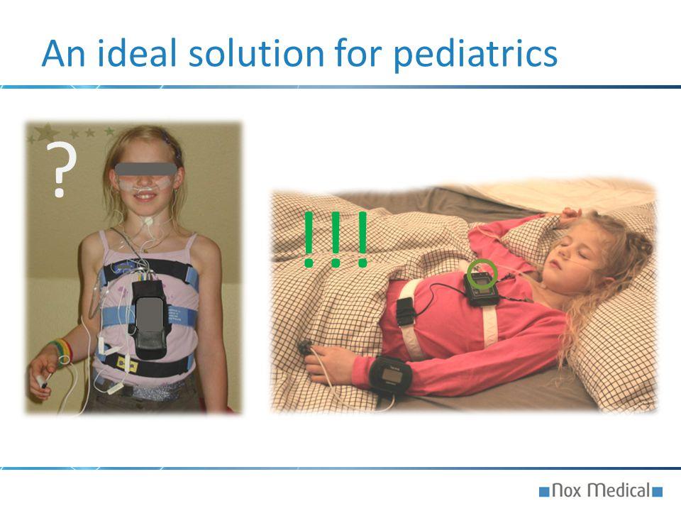 An ideal solution for pediatrics !!! ?