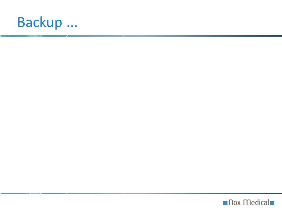Backup...