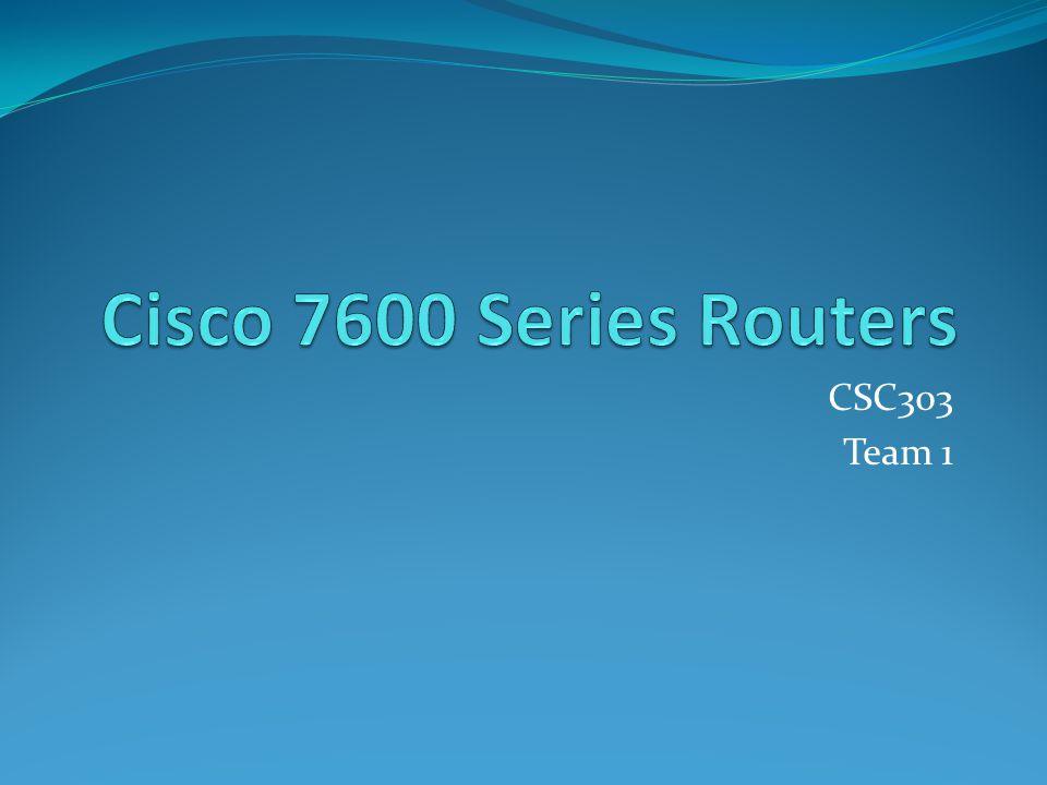 CSC303 Team 1