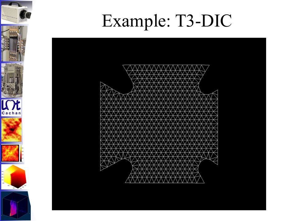 Example: T3-DIC