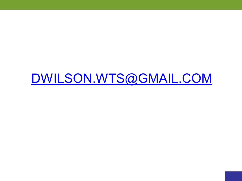 DWILSON.WTS@GMAIL.COM