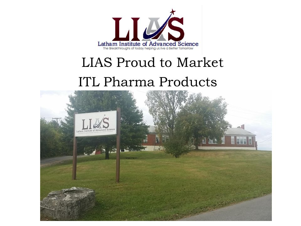 ITL New Product Pipeline Thyroid Hormone Replacement Neurodegenerative Diseases Parkinson's Disease Alzheimer's Disease Anti-inflammatories Cancer Diagnostics Cancer Therapies Inflammation Diagnostics Production Technologies Formulation and Tableting