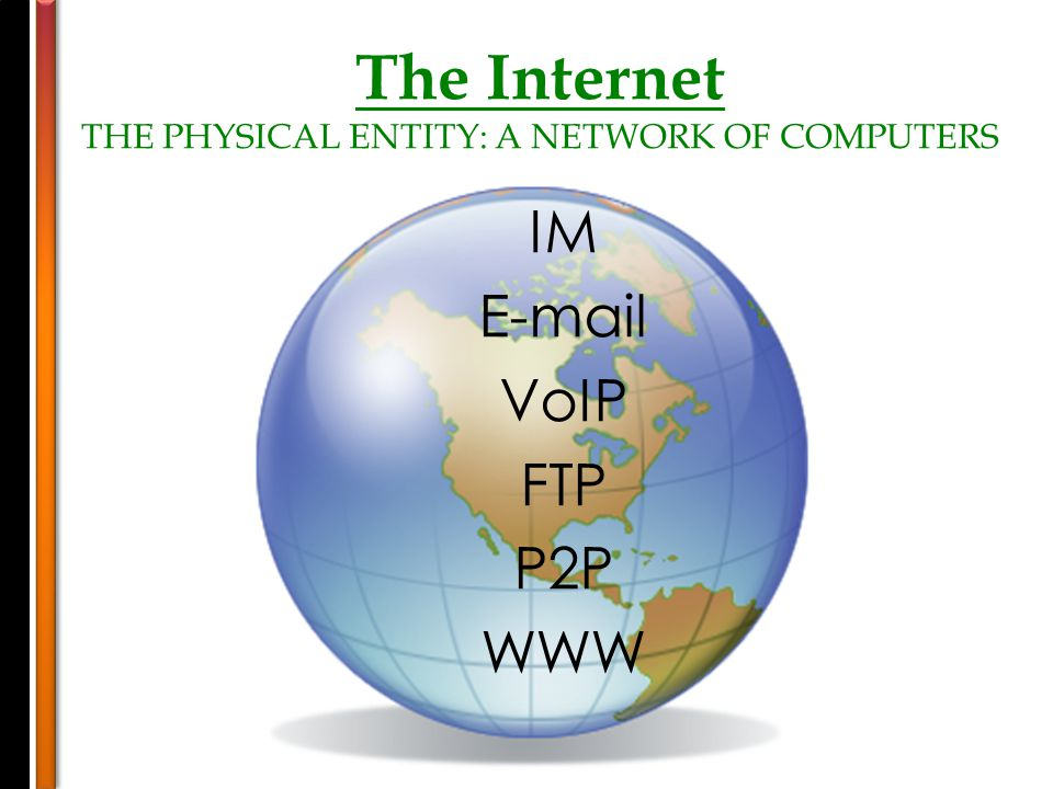 Internet Service Provider (ISP) A commercial organization with permanent connection to the Internet that sells temporary connections to subscribers.