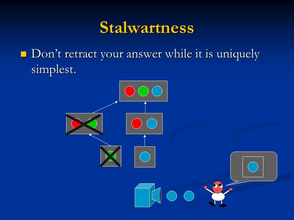 Stalwartness