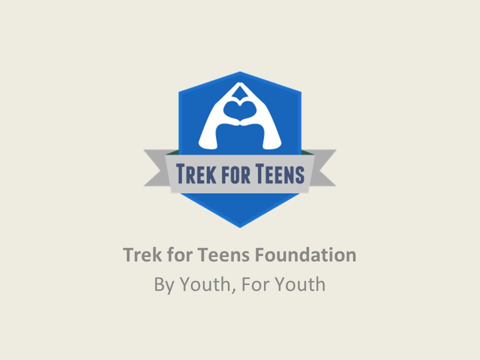 About Us In 2007, a team of high school students from the Toronto area initiated the Toronto Trek for Teens, as per a project of the Rotary Club of Etobicoke's Camp Enterprise.