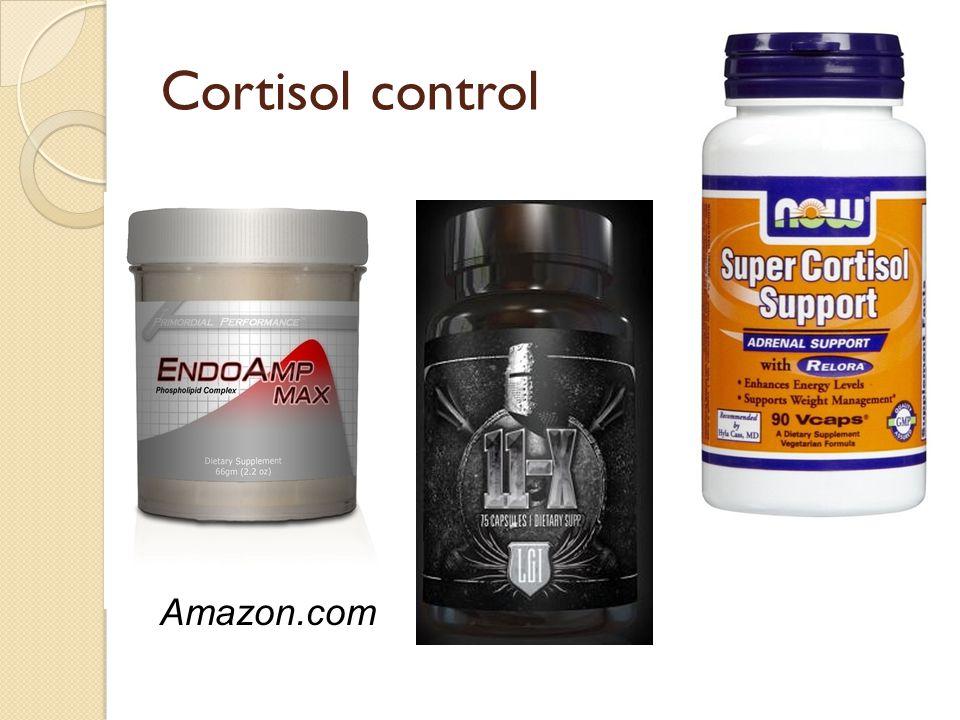 Cortisol control Amazon.com