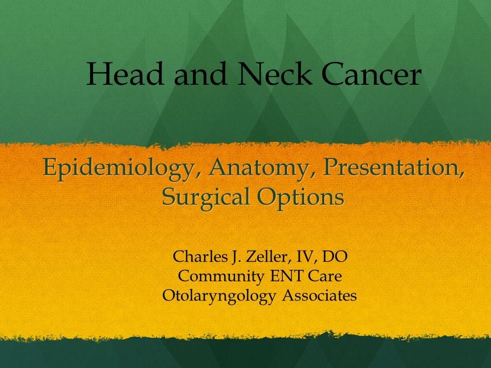 Presentation: Nasopharynx