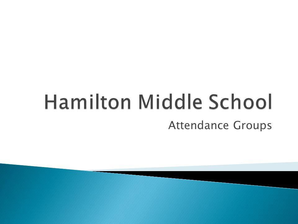 Attendance Groups