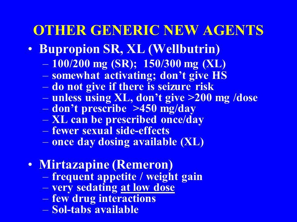SSRI Drug Interactions SumatriptanSumatriptan –Potential risk of serotonin syndrome - observe Aspirin –concern about increased bleeding; consider PPI