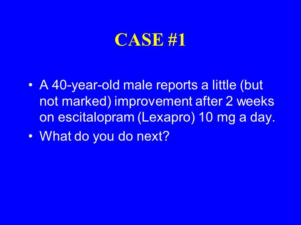 CASE #11 A 37 y.o.