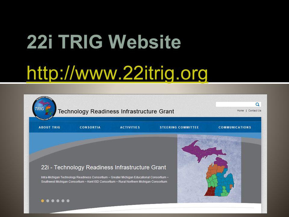 22i TRIG Website http://www.22itrig.org