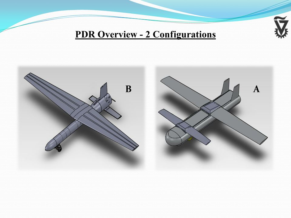 PDR Overview - Final Geometry for PDR