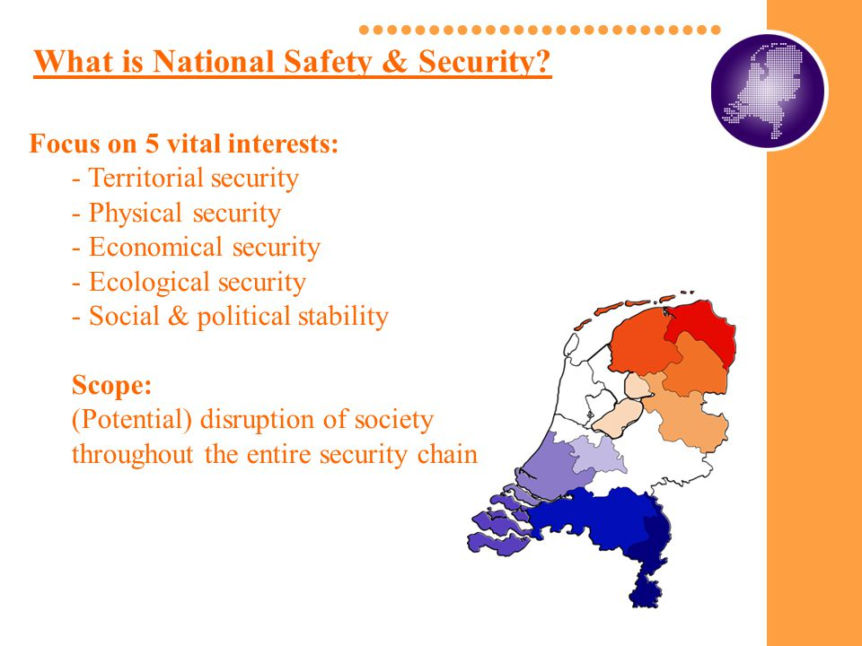 What is National Safety & Security.